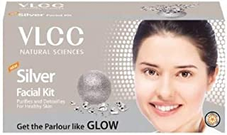 VLCC Silver Facial Kit Pack Of 2 Each Of (2 x 30 g)