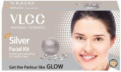 VLCC Silver Facial Kit, 30 g