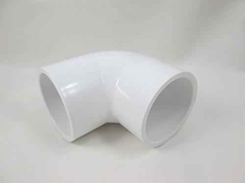 Hot Tub Spa 90° ELL 1 1/2' Slip X 1 1/2' Slip Plumbing PVC Fitting How to Video