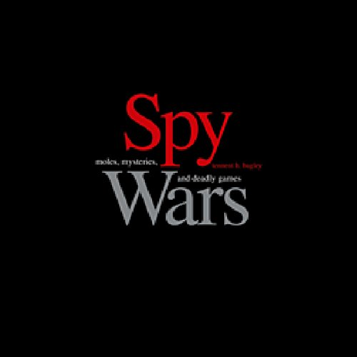 Spy Wars audiobook cover art
