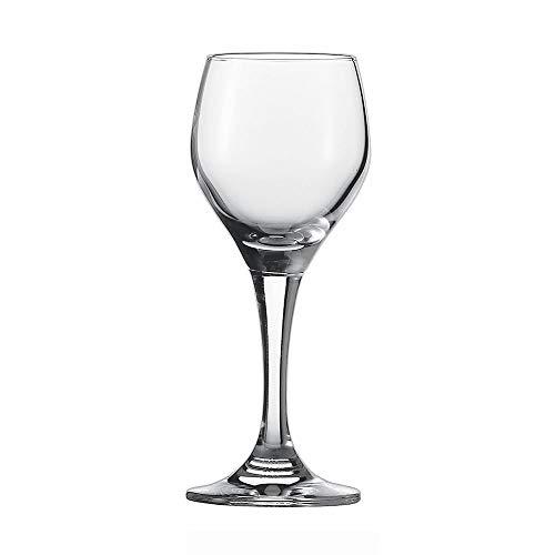 Schott Zwiesel MONDIAL Likeurglas, Tritan Kristalglas, Transparente, 52 mm, 6