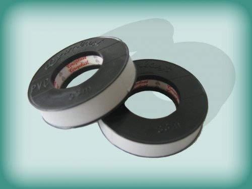 PUR - PVC Klebeband für Rohrisolierung 30mm x 25mtr