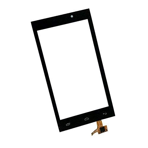 Touch Screen Digitizer for Micromax Canvas Fire 4 A107 Black