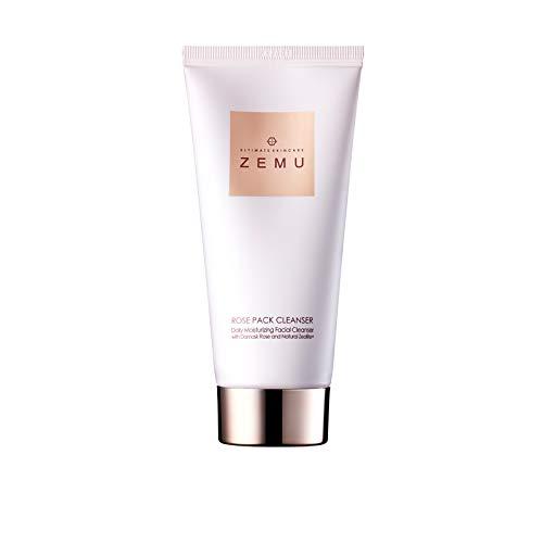 ZEMU Rose Pack Facial Cleansing Foam 4.0 oz