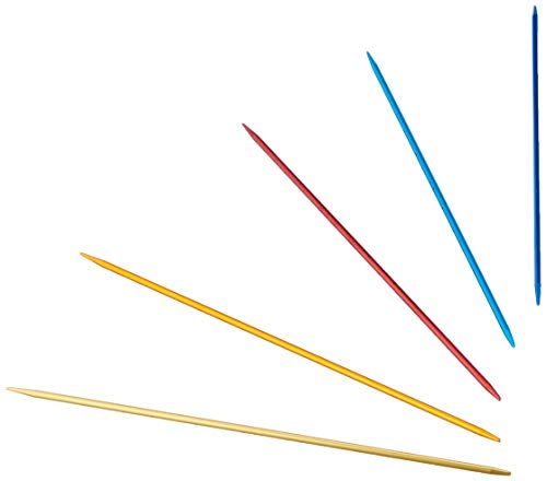 Addi Nadelspiel, Mehrfarbig, 15cm / 2.5mm
