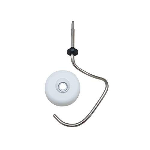 Gancio per impastare con freccia bianca, per robot da cucina Bosch MUM4 – MUM5