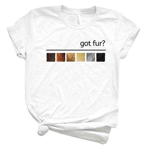 Got Fur-Furry Fun-Gay Bear Pride Classic Style Shirt for Men - Women Fashionable Shirts - Trending Graphic