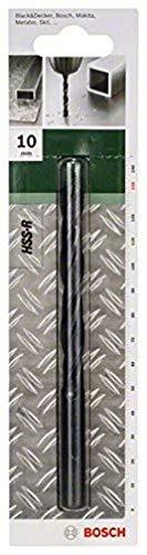 Bosch Metallbohrer HSS-R rollgewalzt (Ø 10 mm)