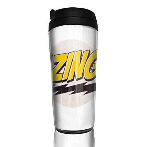 not Bazinga Kaffeetasse Teetasse 350ml handliche Tasse Geschenk Tasse