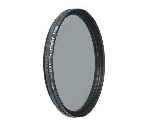 Nikon Polarisationsfilter 62mm Circ.  II