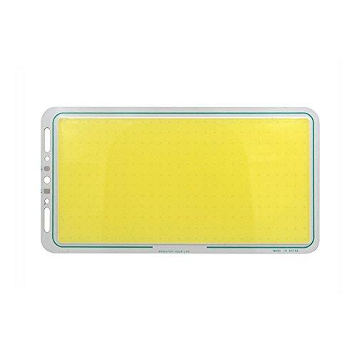 Preisvergleich Produktbild ONEVER 220X120mm 12V 70W COB-Panel Licht LED-Streifen-Form-Lampen-Soft & Balanced Lighting -Cool weiß (4PCS)