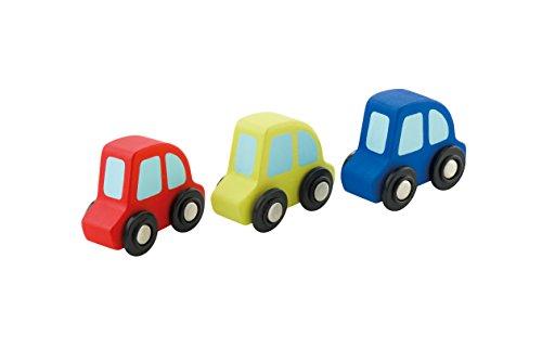 Sevi - 82909 - Véhicule Miniature - Modèle Simple - Set Mini Voitures - 3 Pièces