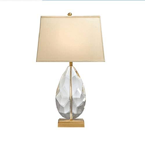 Lámparas de mesa y mesilla de noche lámpara de mesa de cristal del hogar,hoja lámpara de mesa decorativa en forma de corazón,sala de lámpara del dormitorio mesita de noche modelo(pequeño,grande) Lámpa