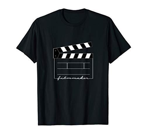 Filmmaker  Filmemacher, Medien, Creator, Kino, Video Editor T-Shirt