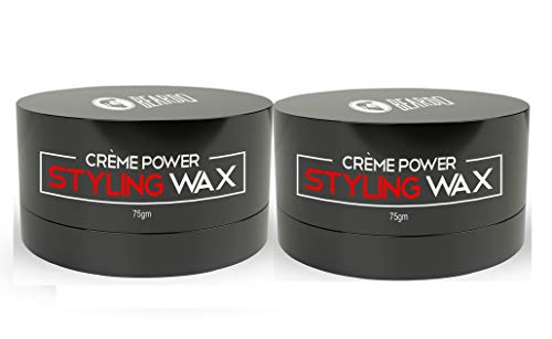 Beardo Creme Power Hair Styling Wax For Men (Pack of 2)