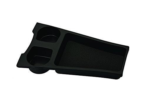 カーメイト(CARMATE) プリウス(ZVW30系)専用 フロントコンソール用ドリンクホルダー&トレイ ブラック NZ511