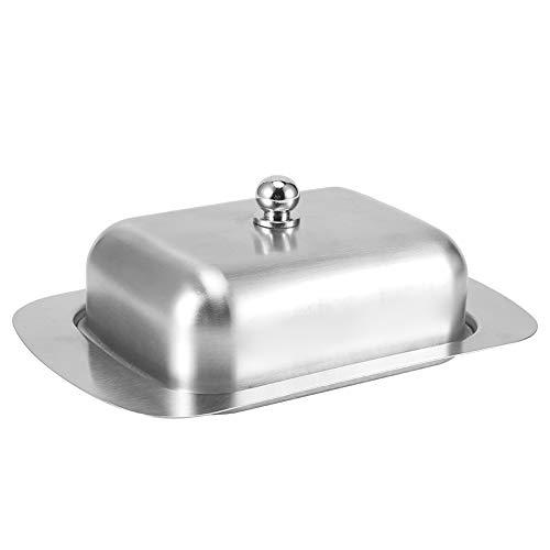 【𝐁𝐥𝐚𝐜𝐤 𝐅𝐫𝐢𝐝𝐚𝒚】Plato de mantequilla, cuenco de postre, caja de pan de queso, depósito de mantequilla de doble aislamiento, accesorios de cocina para restaurante para el hogar