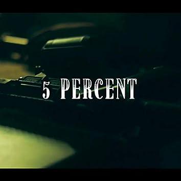 5 Percent (feat. Leek)