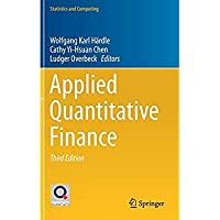 Applied Quantitative Finance (Statistics and Computing)【洋書】 [並行輸入品]