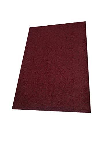 Deurmat Almera - Rood - 90 x 130 cm