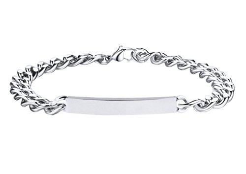 Women's Fashion ID Bracelets