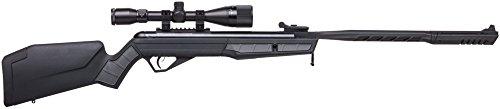 Benjamin BVH22TPSS-SX Vaporizer Nitro Piston Elite Air Rifle, Black/Grey