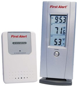 Popular standard First Alert FWS-101 Station Max 49% OFF Weather