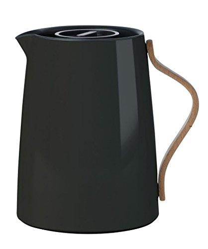 Stelton Emma Isolierkanne Tee, 1 L matt schwarz
