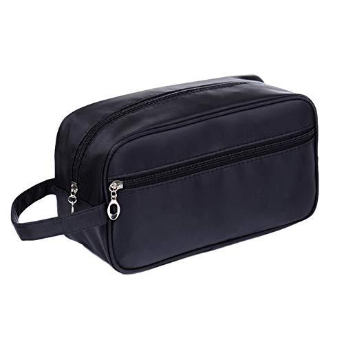 JunNeng Men Toiletry Bag Travel Shaving Bags Nylon Dopp Kit Overnight Wash Gym Bag