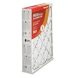 Honeywell Home 4-Inch High Efficiency Air Cleaner Filter MERV 8 Rating  CF100A1025