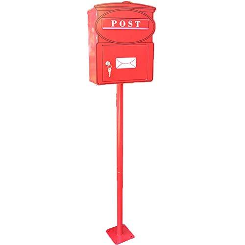 Iyom Villa Tuin Decoratie Doos Post Dozen Mail Dozen Envelop Stijl Postbus Brievenbus Postbus Decoratieve Brievenbus Melkdoos
