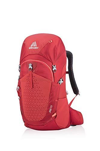 Gregory W Jade 33 Rot, Damen Alpin- und Trekkingrucksack, Größe X-Small/Small - Farbe Poppy Red