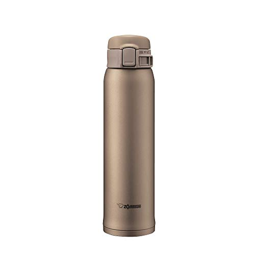 Zojirushi SM-SE60NZ Stainless Steel Vacuum Insulated Mug, 20-Ounce, Beige Gold