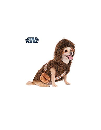 DISBACANAL Disfraz Chewbacca para Perro - -, M