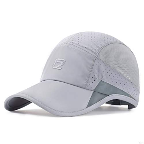 Custom Reflective Running Hat La Mejor Prima Embroidery Polyester One Size