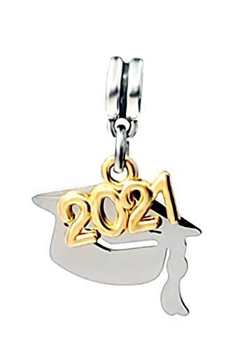 Colgantes de graduación de 2021.