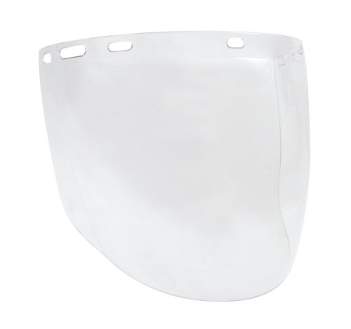 SAS Safety 5155 Replacement Faceshield for 5145, Clear