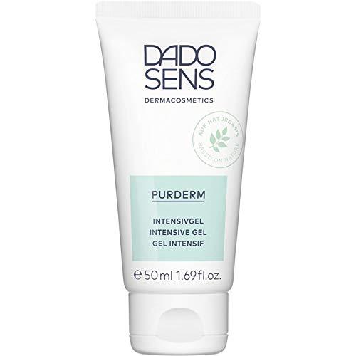 Dado Sens PurDerm Intensivgel 50ml - zur intensiven Pflege unreiner Haut jeden Alters