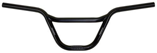 Manubrio BMX ACCIAIO NERO 650mm (Cross Bar 250mm), 22.2mm