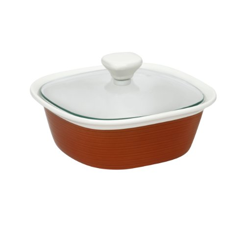 CorningWare Etch 27 Ounce Side Dish in Sand