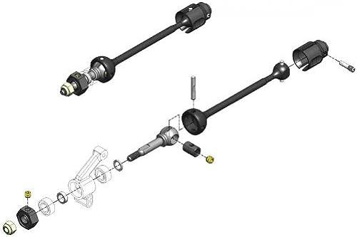Race Duty Steel CVD Kit, Rear SLH4x4,ST4x4