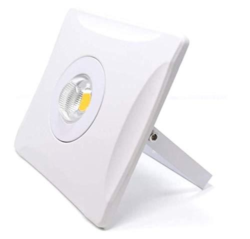 focos led exterior, focos led, foco led, 50w 6500K LED Proyector Led para Exterior Iluminación Decoración IP65 Blanco [Clase de eficiencia energética A++]