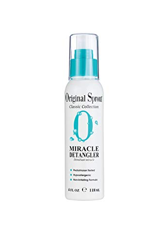 Miracle Detangler, For Babies Up, 4 fl oz (118 ml) - Original Sprout Inc
