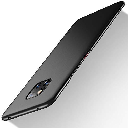 Humixx Huawei Mate 20 Pro Hülle, Hochwertigem Extra Dünn Ultra Slim Leichte Handyhülle Stoßfest, Anti-Fingerprint, Anti-Scratch Feine Matte Cover Schutzhülle Schale Hardcase für Huawei Mate 20 Pro