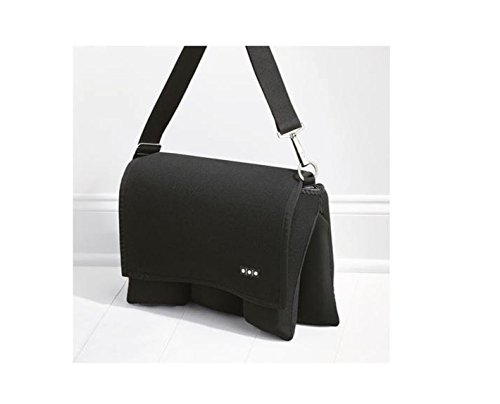 Shootsac Lens Bag. Shoulder Camera Bag with Three Neoprene Lens Pouches for Professional Photographers.