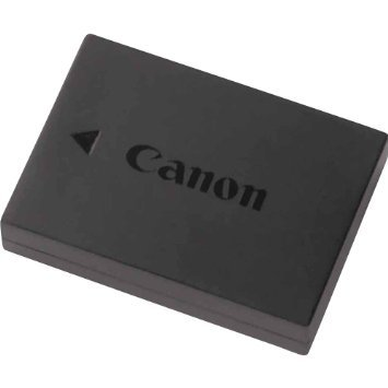 Canon Original LP-E10 Lithium-ion Battery for Canon Camera EOS Rebel T3, T5, 1100D and Kiss X50 (Non-Retail Packaging)