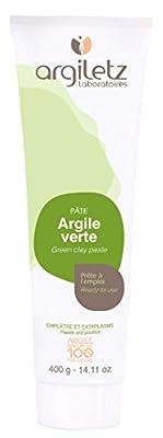 Argiletz Green Clay Paste 400g by Argiletz