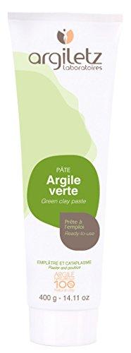 Argiletz - Argile verte en tube prête à l'emploi 400 g