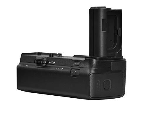 Mcoplus Batteriegriff MCO-Z6Z7, Vertikale Handgriffhalterung für Nikon Z6 Z7 Full Frame spiegellose Kameras, Ersatz wie MB-N10, Schwarz