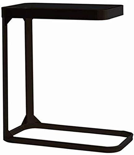 File cabinets Comodino tavolino Tavolini da caffè Cassetti (Color : Black)